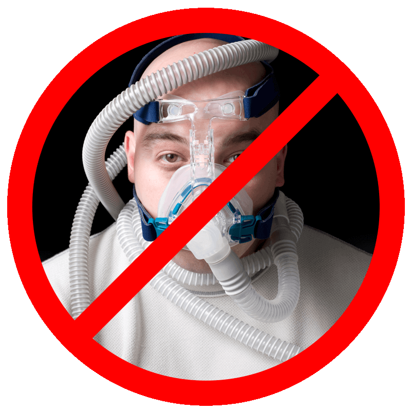No More CPAP Devices!